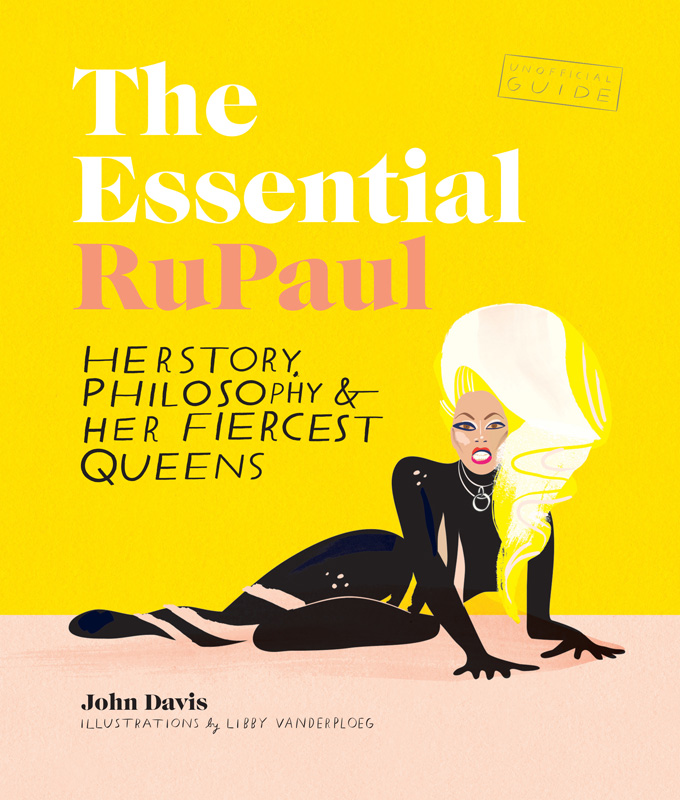 the essential rupaul smith street books