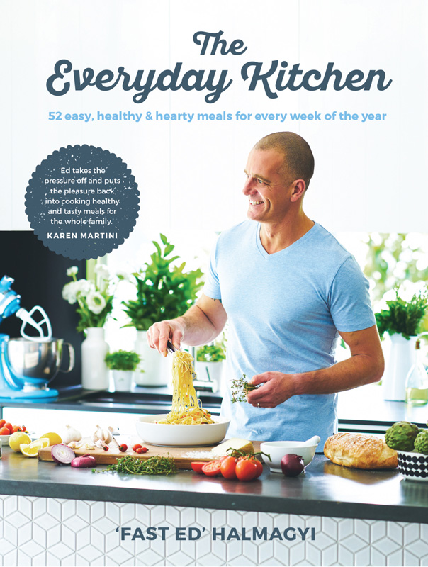 The Everyday Kitchen Smith Street Books